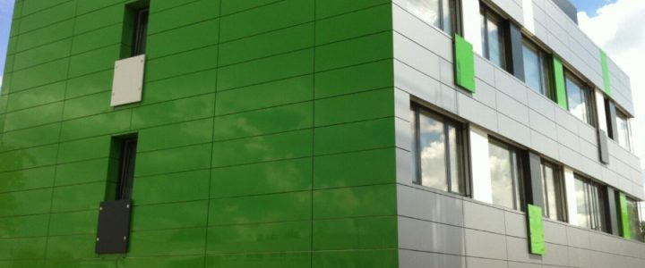 Odvetrané fasády – funkčnosť avyužitie