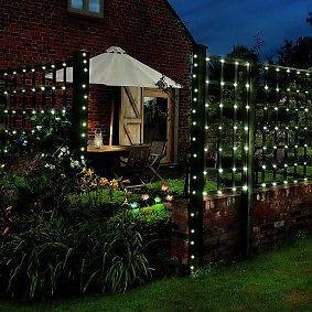 Záhrada osvetlená po celý rok - 1