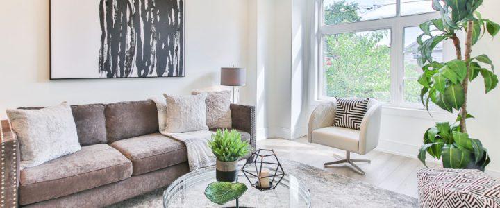 Zariaďte si obývačku štýlovo a vkusne